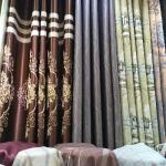 ผ้าม่านสวยๆ ร้านขายผ้าม่านพาหุรัด: ร้านผ้าม่าน แฟบริค พลัส ถนนพาหุรัด ผ้าม่านราคาโรงงาน