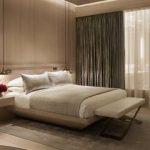 ผ้าม่านโรงแรม ตกแต่งห้องสไตล์ Modern สวยงาม ทันสมัย