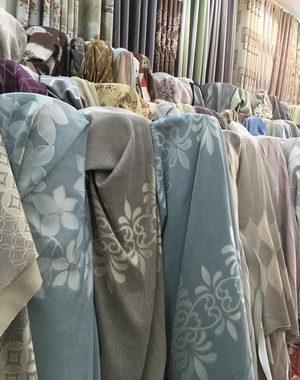 ผ้าม่านสวยๆ ลดราคา ลวดลายสไตล์ กราฟฟิก