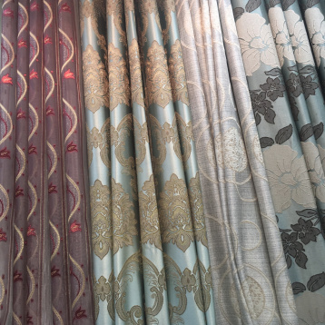ผ้าม่าน การเลือกสีเรียกทรัพย์เข้ากระเป๋า บทความผ้าม่านพาหุรัด